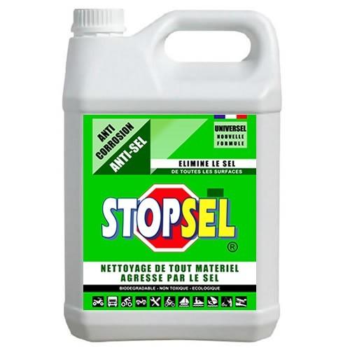 STOPSEL UNIVERSEL 5 litres - protège du sel - tous matériaux