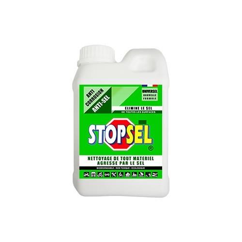 STOPSEL UNIVERSEL 1 litre - protège du sel - tous matériaux