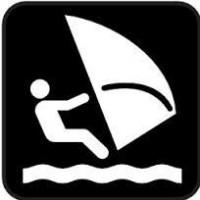 Planche, kite, surf, ski nautique